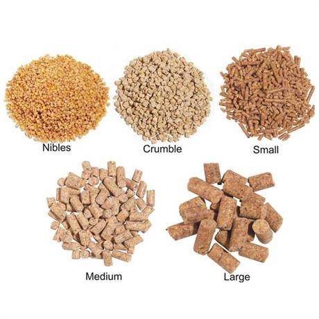 Handla pellets